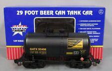USA Trains R15216 G Tennesse Eastman - Kodak Beer Can Tank Car (Black)