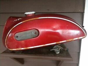 Gas Tank Fuel Petrol 1969-1971 Yamaha AT1 125 Enduro 69 70 71