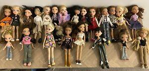 Bratz Dolls Bulk Lot