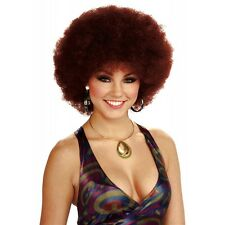 Disco Doll Afro Wig Costume Accessory Adult Halloween
