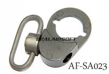 Metal Body End Plate w/ R/L QD Sling Swivel for Maui, G&P Std Airsoft AEG