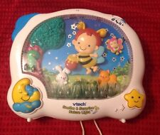 VTech Soothe & Surprise Nature Light - Musical Crib Soother with Projector, HTF