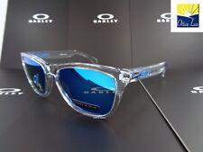 OAKLEY FROGSKINS 9013 D055 SAPPHIRE IRIDIUM Prizm Sunglass Sonnenbrille Sole D0