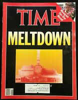 TIME MAGAZINE - May 12 1986  CHERNOBYL REACTOR / Nuclear Meltdown / Day O'Connor