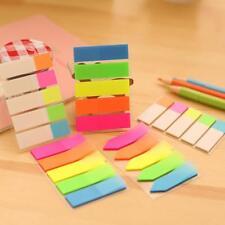 Feste Notizzettel Notebook Notizblock Lesezeichen Student Büromaterial~-