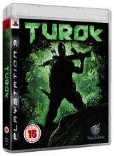 Turok PS3 Nuevo y Sellado Sony PlayStation 3 2008