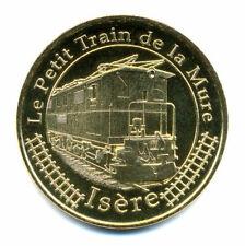 38 LA MURE Le Petit Train, Isère, 2021, Monnaie de Paris