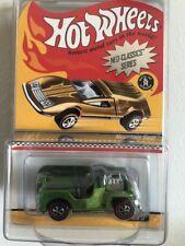 2009 Hot Wheels RLC redline club neo classics GREEN MOUNTAIN GOAT SERIES 9
