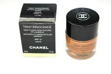CHANEL ~ TEINT INNOCENCE Discontinued sold out FLUID MAKEUP~CEDAR ~1 OZ in Box