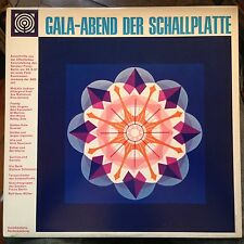 LP Gala-Abend...26.8.1967 *SIW MALMKVIST/UDO JÜRGENS/FREDDY QUINN/u.a.
