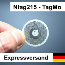 1-25 Stk: Ntag215 Sticker (wie Amiibo) 540 Byte NFC Tag Tagmo Tags - Android iOS
