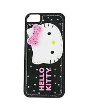 Hello Kitty Phone Case With Rhinestones for iPhone 5