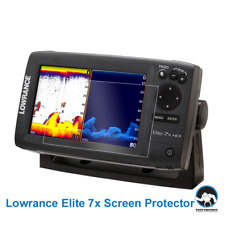 Anti-glare Screen Protectors for Lowrance Elite 7 HDI Fishfinder - Tuff Protect