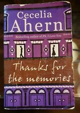 Thanks for the Memories by Cecelia Ahern (2008, paperback)