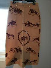 VINTAGE POLO RALPH LAUREN WOMEN SKIRT