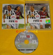FIFA 10 Ps3 Versione Ufficiale Italiana »»»»» COMPLETO