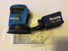 """New Makita XOB01Z 18V 18 Volt LXT 5"""" Cordless Random Orbital Sander (Bare Tool)"""