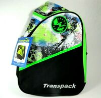 New Transpack Edge Jr Boot Helmet Gear Bag Backpack Lime Glen Plake Series