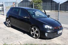 VW Golf GTI 2.0 TSI aus 2010 mit 107 TKM in schwarz mit 210 PS TÜV Neu