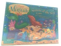 VINTAGE Mattel DISNEY The Little Mermaid Secret of the Sea Board Game 1997 Ariel