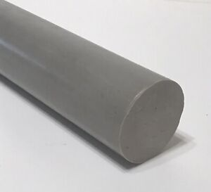 """3//16/"""" Gray PVC Type 1 Plastic Sheet Panel Cut to Size! Priced//Square Foot"""
