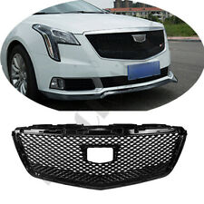 Replace Trim For Cadillac XT5 2016-18 Honeycomb Type Front Mesh Grilles Grill
