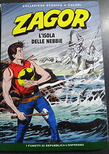 ZAGOR COLL. STORICA A COLORI N.60 - L'ISOLA DELLE NEBBIE - NUOVO !!!!!!!