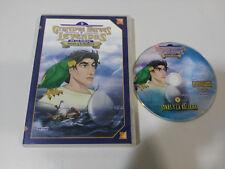 JONAS Y LA BALLENA GRANDES HEROES DE LEYENDA DE LA BIBLIA DVD ESPAÑOL ENGLISH