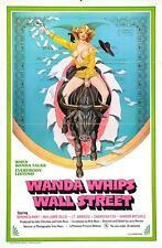 Wanda Whips Wall Street Movie Poster