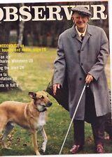 P.G. WODEHOUSE Dogs ELLIOT ERWITT Jane Bown STREET ART MURALS Observer magazine