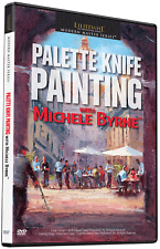Michele Byrne: Palette Knife Painting - Art Instruction DVD