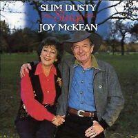 SLIM DUSTY Sings Joy McKean CD BRAND NEW