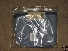 Longaberger Serve Around Basket liner Denim fabric mint in bag never used!