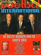 V.I. 1992  nr. 52/53 - TURKIJE-NEDERLAND/NORWICH CITY/SMOLAREK/VANDENSTOCK/JAPAN