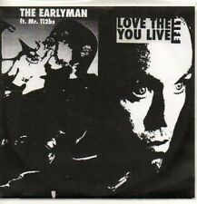 (AI289) The Earlyman, Love The Life You Live - DJ CD