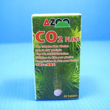 AZOO CO2 AQUARIUM PLANT TABLETS (30)
