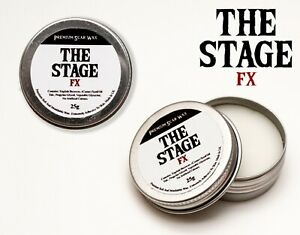 THE STAGE FX 25g SCAR WAX Halloween FX Mould Nose Putty Fake Wounds Blood Zombie