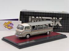 """Matrix MX42105-041 # Volkswagen VW T2 Langversion """" PORSCHE Racing Team """" 1:43"""