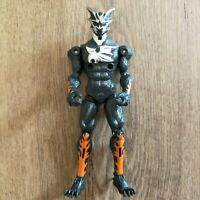 "POWER RANGERS JUNGLE FURY Black Ranger 6"" Figure"