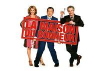 Dossier De Presse Du Film La Maison du Bonheur. de Dany Boon