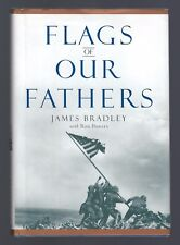 Signed: FLAGS OF OUR FATHERS by James Bradley with Ron Powers (2000 HC)