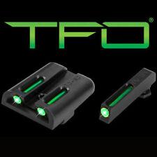 TruGlo Tritium TFO Night Sights For Glock Low 17/19/19x/23/26/27-TG131GT1