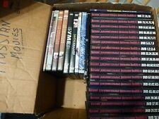 LOT OF 28 RUSSIAN DVDs - Russia DVD Collection