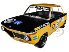BMW 1600 ALPINA H. MARKO WINNER 1970 LTD ED 1/18 MODEL BY MINICHAMPS 155702620