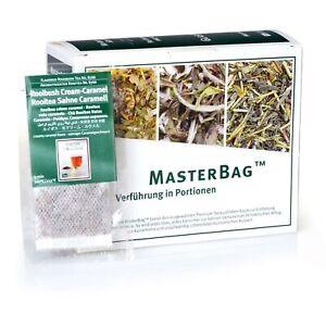 Tee Gschwendner Rooitea Sahne-Caramel 25 x 2g Master Bag TeeGeschwendner