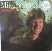 MIKE BERRY - Sunshine Of Your Smile ~ VINYL LP PROMO