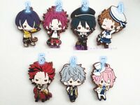 ES Ensemble Stars Keychain Rubber Strap Charm Headphone winder Biscuit Vol 2