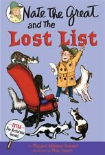 Nate the Great and the Lost List: By Sharmat, Marjorie Weinman