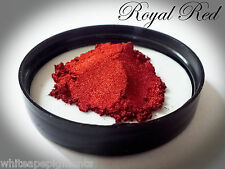 Royal Red Powder Pigment paint plastidip resin nail art soap making mica
