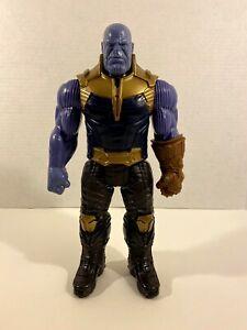 "Marvel Infinity War Thanos Titan Hero Series Power FX Action Figure 12"""